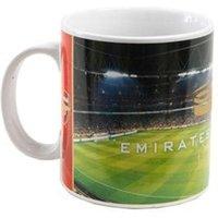 Arsenal FC Jumbo Stadium Mug