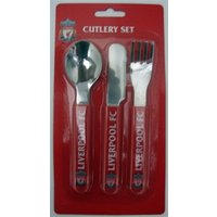 Liverpool FC Cutlery Set