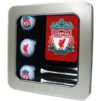 Liverpool FC Golf Gift Tin