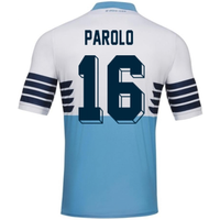 2018-19 Lazio Home Football Shirt (Parolo 16) - Kids
