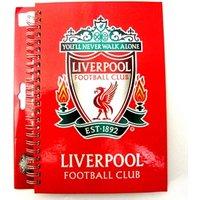 Liverpool FC A4 Note Book