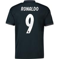 2018-19 Real Madrid Away Shirt (Ronaldo 9) - Kids