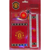 Manchester United FC Stationery Set 5 Pack