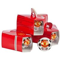 Manchester United FC 3 Bath Pack Fizzer (3 In A Box)
