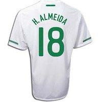 2010-11 Portugal World Cup Away (H.Almeida 18)