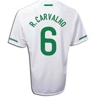 2010-11 Portugal World Cup Away (R.Carvalho 6)