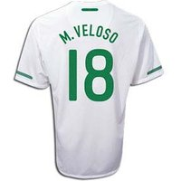 2010-11 Portugal World Cup Away (M.Veloso 18)