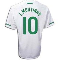 2010-11 Portugal World Cup Away (J.Moutinho 10)