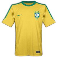 2010-11 Brazil World Cup Home (+Your Name)