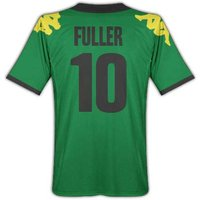 2010-11 Jamaica Kappa Away Shirt (Fuller 10)