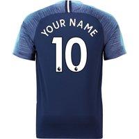 2018-2019 Tottenham Away Nike Football Shirt (Your Name) -Kids