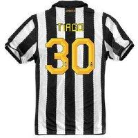 2010-11 Juventus Nike Home (Tiago 30)