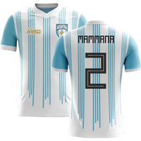 2018-2019 Argentina Home Concept Football Shirt (Mammana 2) - Kids