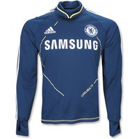 2010-11 Chelsea Adidas Training Top (Navy)