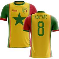 2018-2019 Senegal Third Concept Football Shirt (Kouyate 8) - Kids