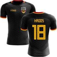 2018-2019 Germany Third Concept Football Shirt (Kroos 18) - Kids