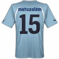 2010-11 Lazio Puma Home Shirt (Matuzalem 15)