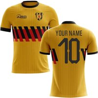 2019-2020 Watford Home Concept Football Shirt (Your Name)