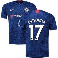2019-20 Chelsea Home Shirt (Musonda 17) - Kids