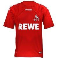 2010-11 FC Koln Reebok Home Football Shirt