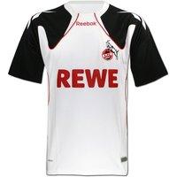 2010-11 FC Koln Reebok Away Football Shirt