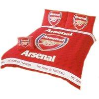 Arsenal FC Double Duvet Cover
