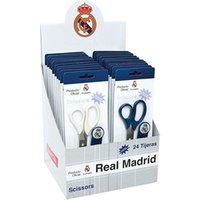 Real Madrid FC Display Scissors Box (Pack of 12)