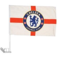 Chelsea FC Club Country Car Flag