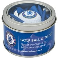 Chelsea FC Gift Ball And Tee Set