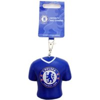 Chelsea FC Stress Shirt Bag Charm