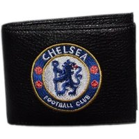 Chelsea FC Crest Embroidered Leather Wallet 2