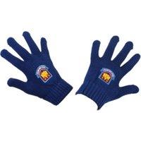 West Ham FC Knitted Gloves