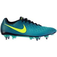 Nike Magista Opus SG Mens Football Boots (Rio Teal-Volt)
