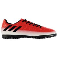 Adidas Messi 16.4 Mens Astro Turf Trainers (Red-White)