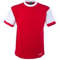 Arsenal Retro Short Sleeve Football Shirt