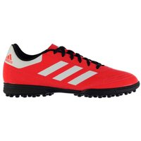 Adidas Goletto Mens Astro Turf Trainers (Solar Red)