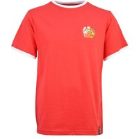 Manchester United Retro 12th Man T-Shirt - Ringer