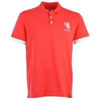 Middlesbrough Retro Red Polo Shirt