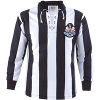 Newcastle 1924 FA Cup Final Retro Football Shirt