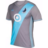 2017 Minnesota United Adidas Home Football Shirt