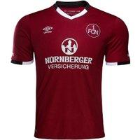 2016-17 Nurnberg Umbro Home Football Shirt
