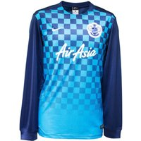 2015-2016 Queens Park Rangers Nike Third Long Sleeve Shirt