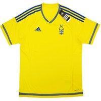 2015-2016 Nottingham Forest Adidas Away Football Shirt