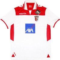 2012-2013 SC Braga Macron Third Football Shirt