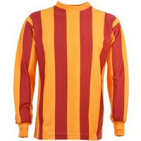 Bradford City 1960s Retro Football Shirt