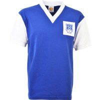 Peterborough United 1960s Retro Football Shirt