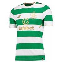 2017-2018 Celtic Elite Home Football Shirt