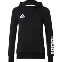 2017-2018 Bayern Munich Adidas Lifestyle Hoody (Black)