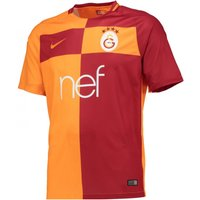 2017-2018 Galatasaray Home Nike Football Shirt