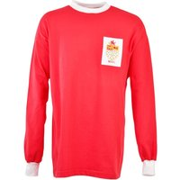 Wrexham 1967-1970 Retro Football Shirt